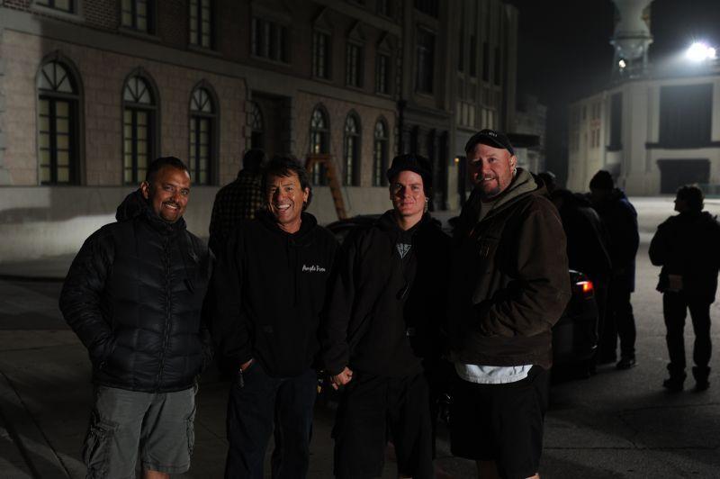 Ruben Gonzales, Alex Rodriguez, Joey Krattiger, Wayne Marshall