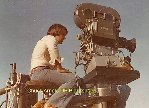 Chuck Arnold, Cinematographer