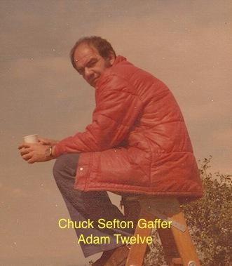 Chuck Sefton - CLT Adam 12