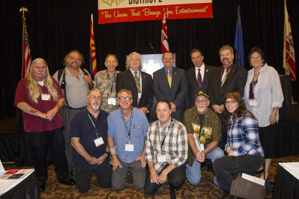 2014 District 2 Convention [See Note #1 below]