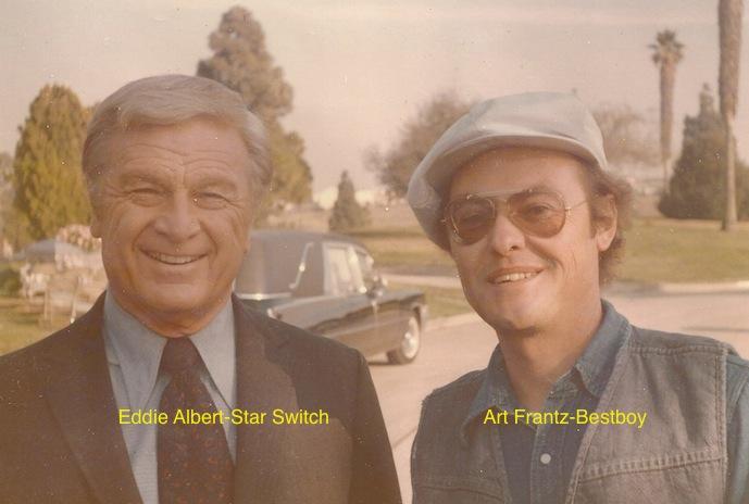 """Eddie Albert & ACLT Art Frantz """"Switch"""""""