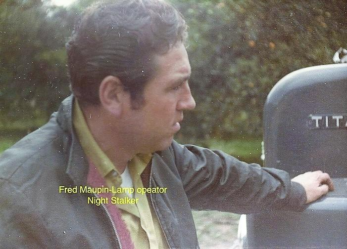 Fred Maupin