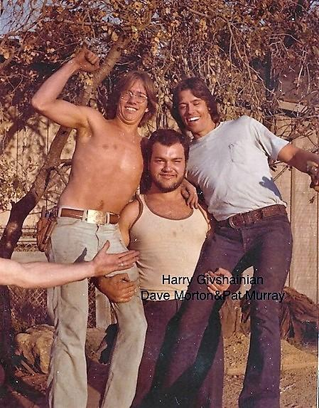 Harry Gevshenian, Dave Morton, Pat Murray