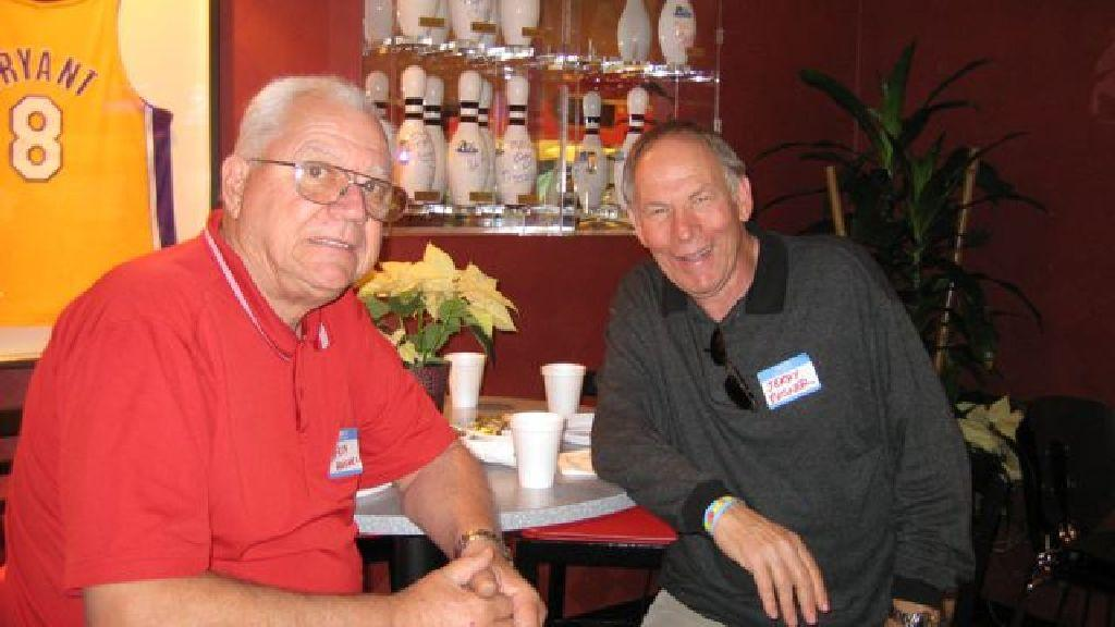 Herb Hughes and Jerry Posner