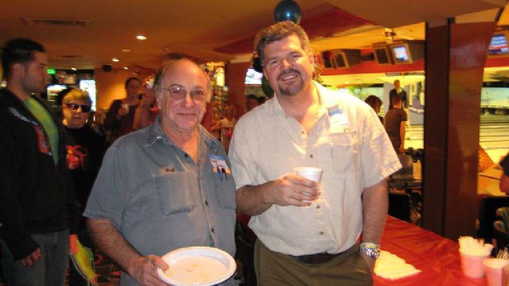 Bob Good and Alan Rowe