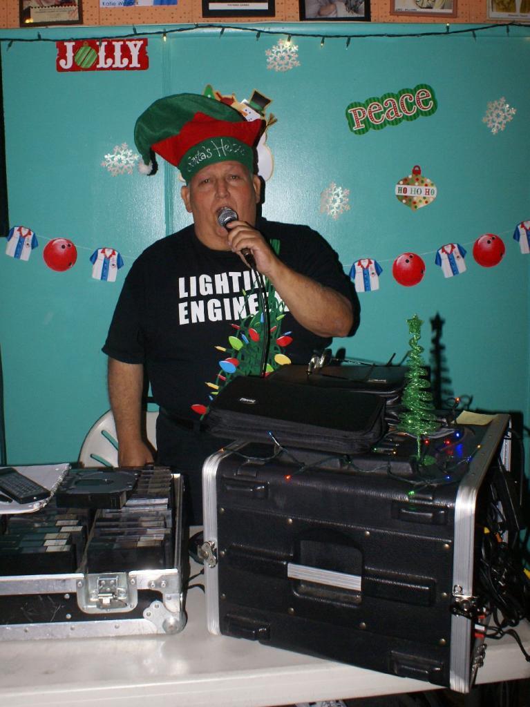 Don Navarrette, Karaoke King