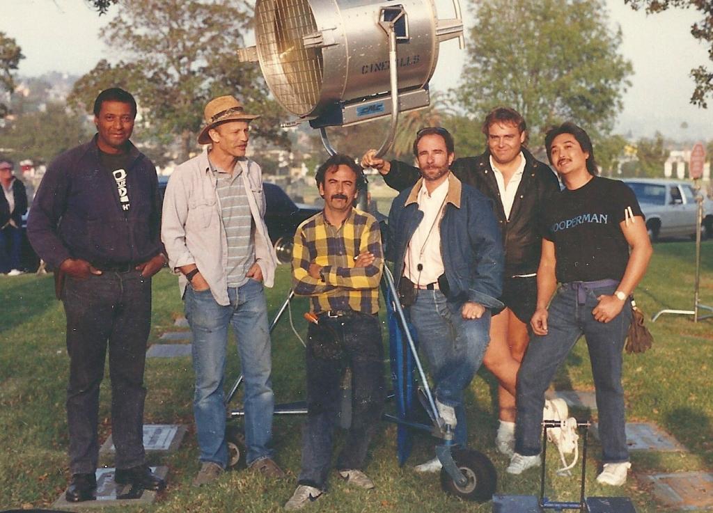 728 members Frank Tobin, Alan Sowles, Sergio Valdovinos, Jack Schlosser, Curt Foster & Paul Cheung
