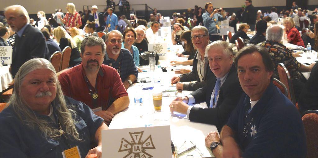 2013 IATSE Local 728 Delegation [See Note #3 below]