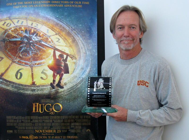 "Ian Kincaid, 2012, ""Hugo"""