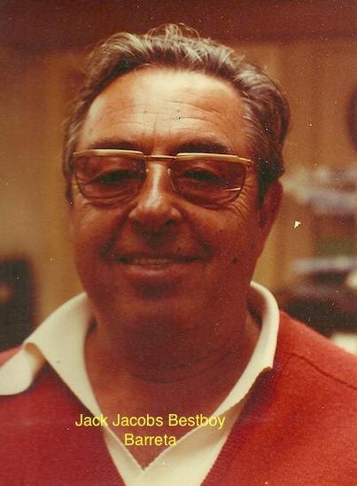 Jack Jacobs - ACLT Barreta