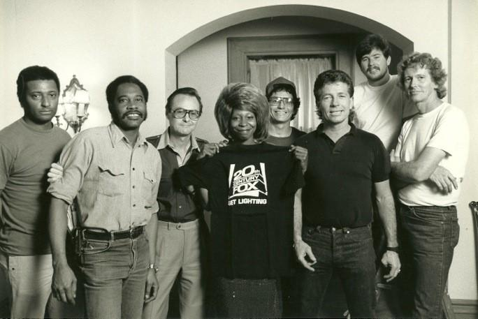 Frank Tobin, Grover T Washington, Art Frantz, Whoopi Goldberg, Cesar Gonzalez, Mike Weathers, Bob Krattiger, Ralph Stiers