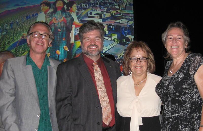 Miguel Contreras Foundation Annual Dinner [See Note #1 below] (Photo by Karen Weilacher)