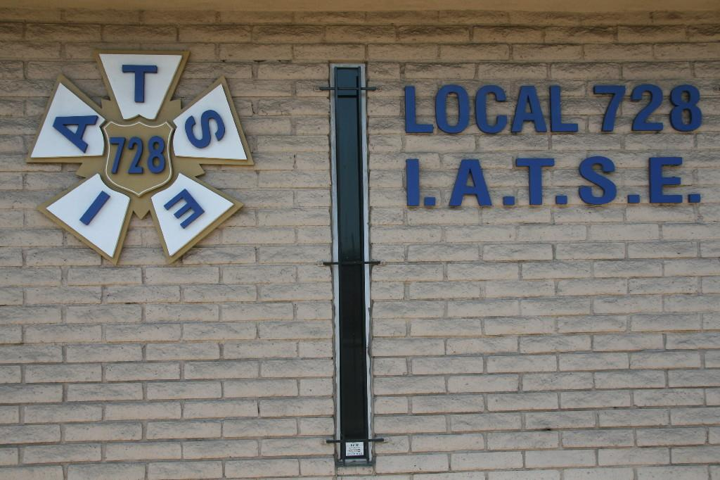 Local 728's Home from the 1980's to 2008 (Photo by Michael Everett)