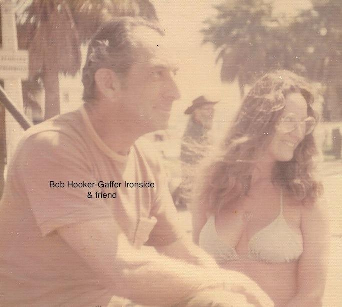 CLT Bob Hooker & friend