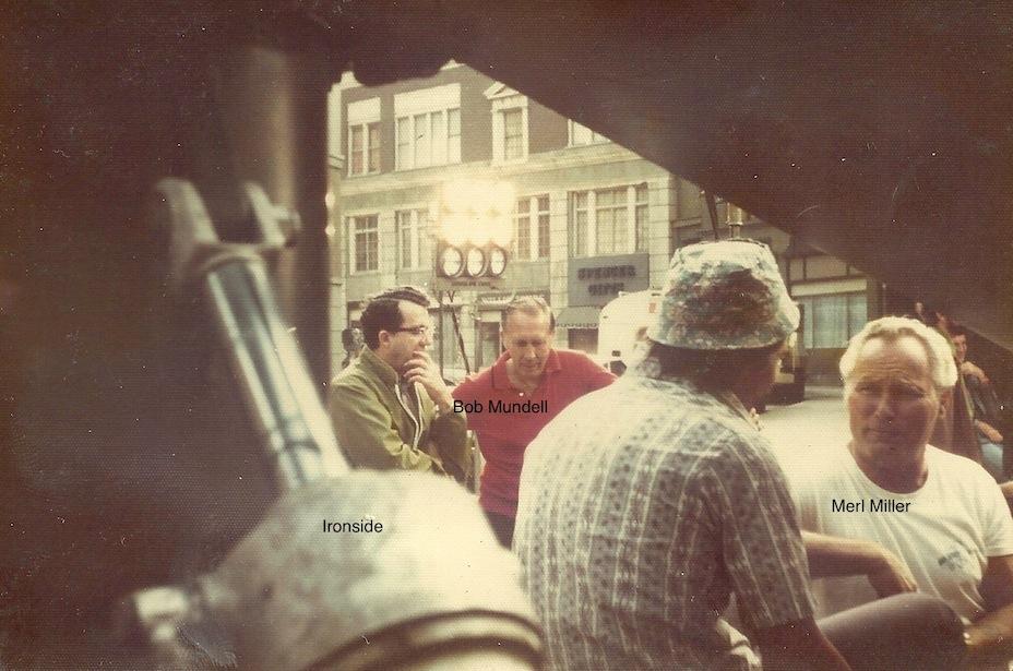 Bob Mundell & Merle Miller