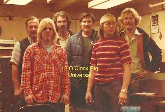 Mike Porter, Mark Soucie, Larry Rake, Phil Geary, Greg Cantrell, Eric Smith