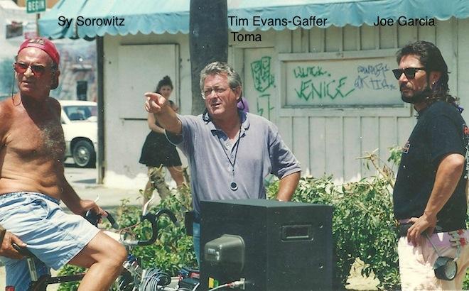 "Sy Sorowitz SLT, Tim Evans CLT & Joe Garcia SLT - ""Toma"""
