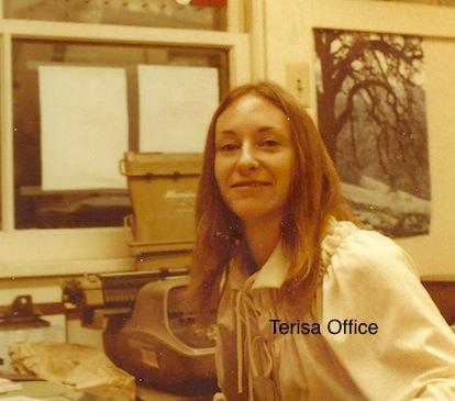 Terisa - Uni Set Lighting Office clerk