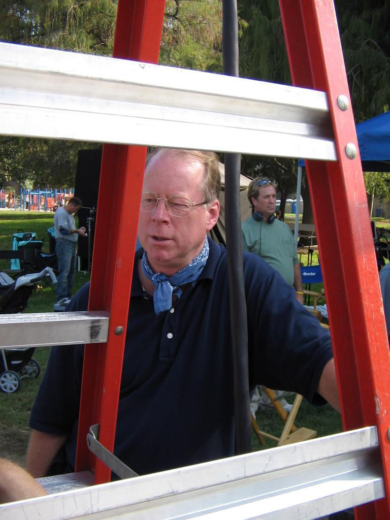 Scott McKnight ACLT, 10-2005 (Photo by Karen Weilacher)