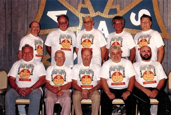 Convention Delegates - 1984 [See Note #1 below]