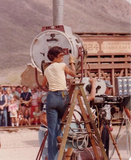 Barbara O'Keefe, Old Tucson 1977