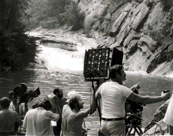More Tallulah Gorge - the water fall scenes (Photo by Paul Caven)
