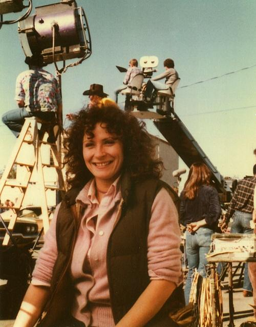 Debbie Piper, Newhall, CA, 1981 (Photo by Doug Mathias)