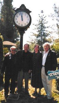 Garden Clock Committee [See Note #1 below]