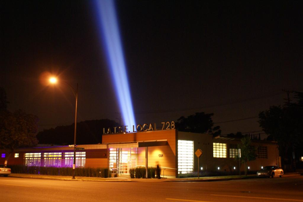 The Local as it appeared on opening night.