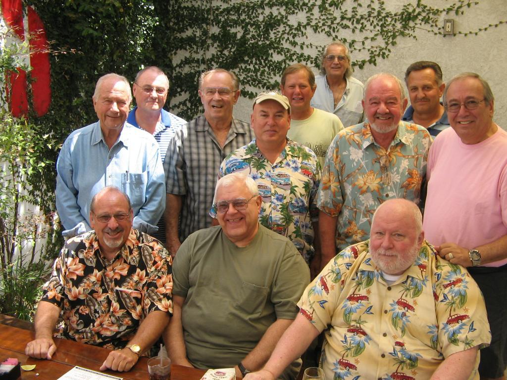 Retiree Get-Together, unknown [See Note #1 below] (Photo by Karen Weilacher)