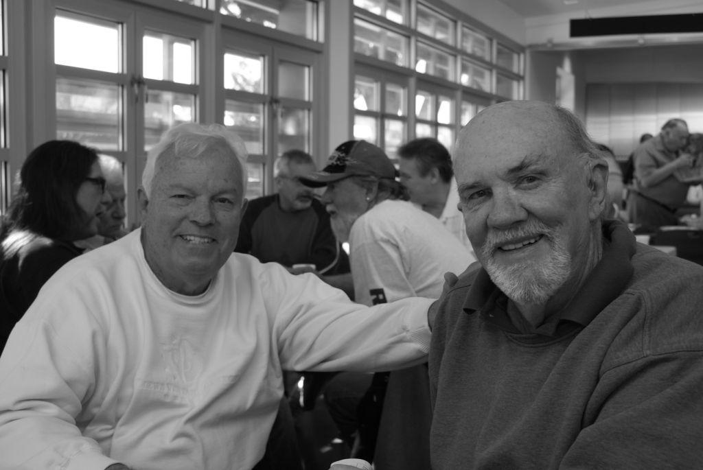 Bob Horton & Martin Holloway (Photo by Local 728).