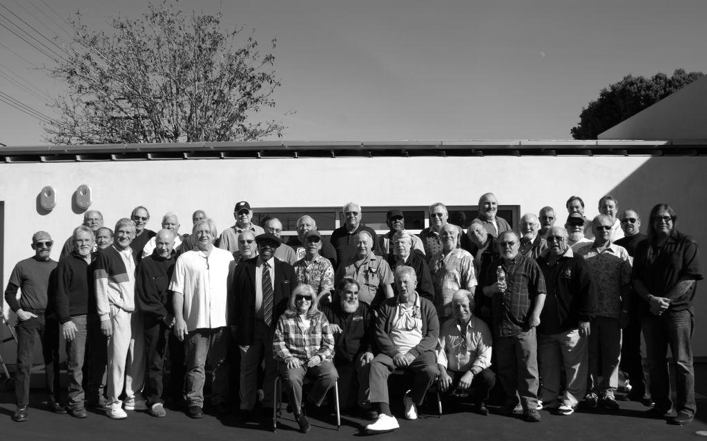 Retiree Get-Together attendees, (Photo by Local 728).