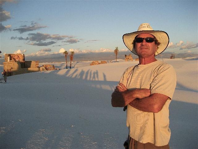 John Manocchia, 2008 (Photo by the Bauman Crew)