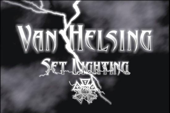 Set Lighting Logo (Photo by Scott Barnes)