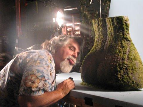 """Jim Spencer, Portland, OR. (Photo by Paul """"The Wog"""" Fanning)"""