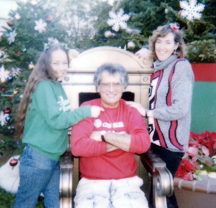 Margot Blair LCP, Frank Sontag CLT, Karen Weilacher (Photo by Karen Weilacher)