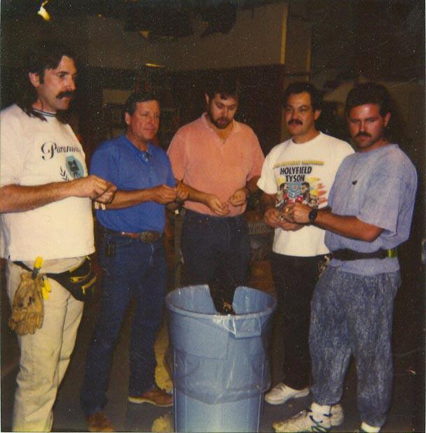 Jeff Smith, Woody Grip, Joel Kiddo BB Grip, 1993 (Photo by Karen Weilacher)