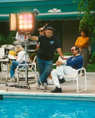 Frank Valdez & Peter Portizo CLT, 1993 (Photo by Karen Weilacher)