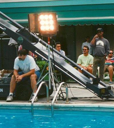 Jeff Smith & Fred White, 1993 (Photo by Karen Weilacher)